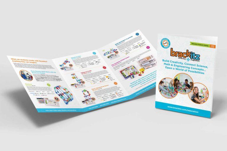 Brackitz-Brochure